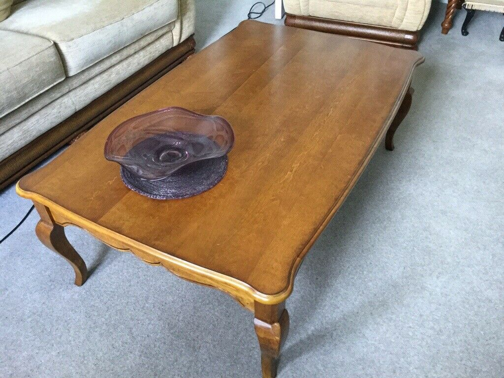 Laura Ashley Coffee Table Large Rectangular With Extensions In Auchterarder Perth And Kinross Gumtree