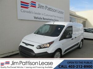 2014 Ford Transit Connect 2.5L FWD Up Fitted Cargo Van w/Dual Do