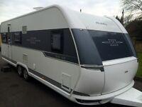 Hobby Caravan 645 Vip Collection (2015 Model) Like Tabbert And Fendt