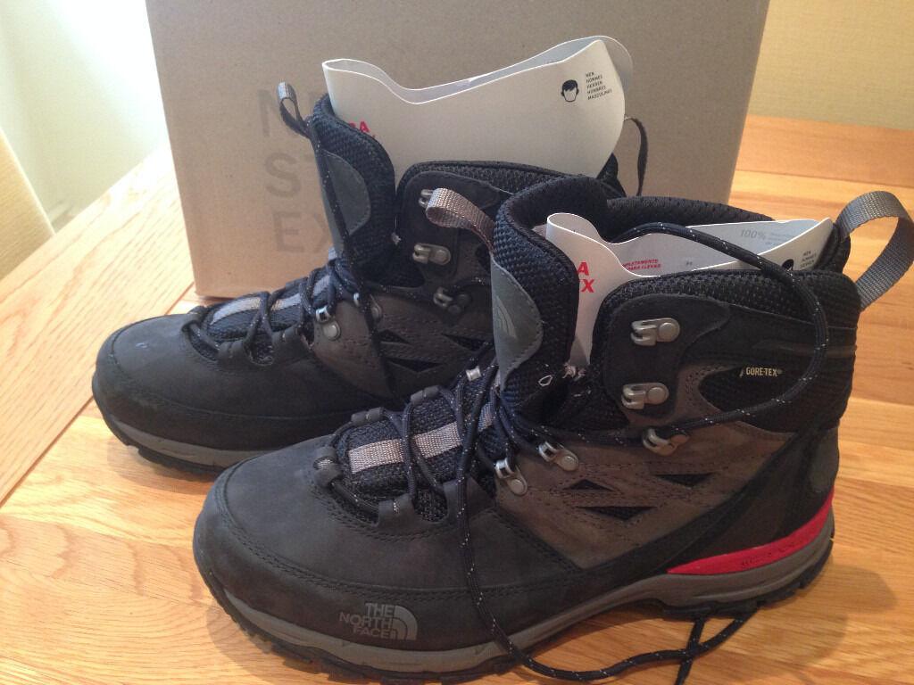 8cbc163ae46 North Face Men s  Verbera Hiker GTX  Hiking Boots (UK10 EU44.5 US11) (never  worn)
