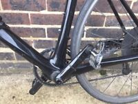 Eastway R.20 Carbon Road Bike with SPD pedals