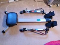 Pro Fitness Rowing Machine Perfect Clean Working Condition,