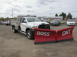 2017 BOSS 10ft DXT V-BLADE PLOW Peterborough Peterborough Area image 4