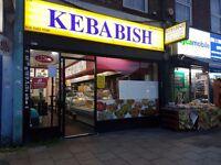 """KEBABISH"" Restaurant for sale"