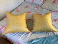 Beautiful NEW throw pillows