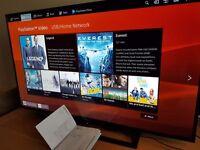 """Sony Bravia 48"""" smart TV"""