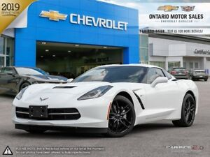 2019 Chevrolet Corvette Stingray 2-DR COUPE / BOSE SPEAKERS /...