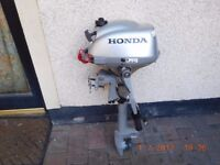 outboard honda 2.3ph