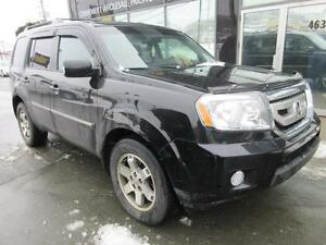2011 Honda Pilot 4WD TOURING SUV WITH LEATHER