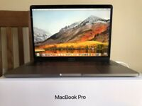 APPLE MACBOOK PRO TOUCHBAR INTEL CORE I5 2.9GHZ 8GB RAM 256GB FLASH WIFI WEBCAM