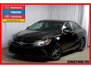 2015 Toyota Camry XSE / CAM RECUL / NAVIGATION / CUIR