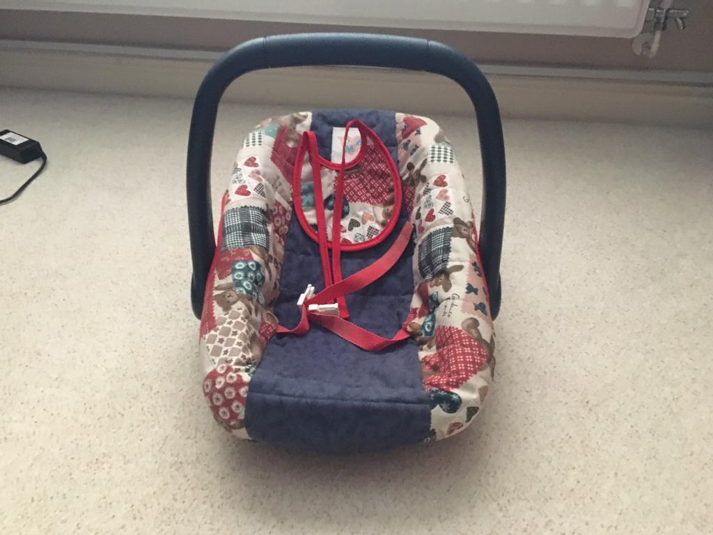 Toy Baby Car Seat