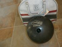 Ten Pin Bowling Ball with Zip Bag 13lb Weight