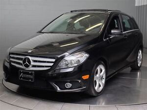 2013 Mercedes-Benz B-Class B250 SPORTS TOURER MAGS TOIT PANORAMI