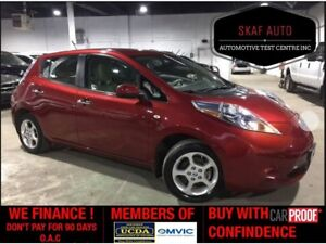 2011 Nissan LEAF NAVIGATION! BACK UP CAMERA! CLEAN CARPROOF! WE