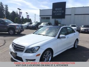 2014 Mercedes-Benz C350 4MATIC NAVIGATION | BLIND | CAMERA | DUA