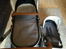 Joolz day pram - colour Gris