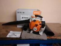 Stihl blower vac