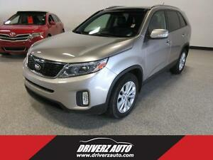 2015 Kia Sorento AFFORDABLE LUXURY, NO ACCIDENTS, HEATED STEE...