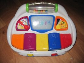 Baby Einstein Count and Compose Toy Piano