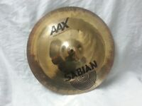 AAX chinese crash cymbal 14 inch