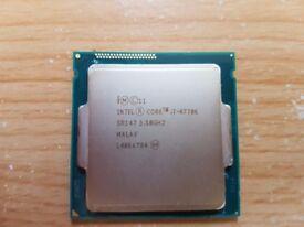 Intel Processor & G Skill Ram
