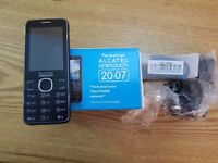 ALCATEL ONE TOUCH 20.07 UNLOCKED MOBILE PHONE