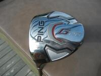 Golf driver PING G20 gaucher