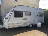 Avondale Olympus 5 Berth Caravan