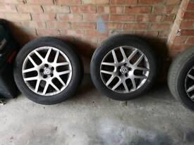 5x100 Vw,Audi,Seat,Skoda alloys