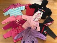 Large bundle of size 1 girls clothes