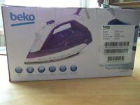 Beko Iron brand new in box