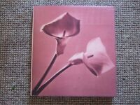 Pistils by Robert Mapplethorpe. Photo Book.