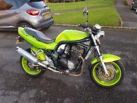 Suzuki Bandit 1200 1999