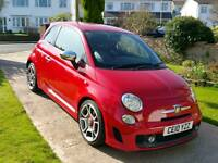 Abarth 500 - Low milage