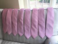 Gresham Blake Ties, 8 for £200 or £30 each!