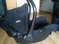 Joie Classic Group 0+ Baby Car Seat/Carrier RRP £39.99
