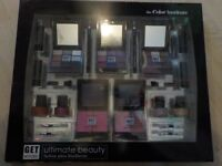 BRAND NEW - Large Ultimate Beauty Set from the Color Institute - Collect PE27 due to Size