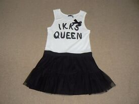 IKKS Queen Party Dress- 10 years