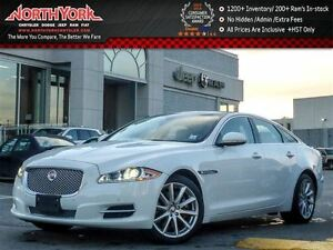 2014 Jaguar XJ |AWD|Sunroofs|AdaptCruise|Htd/VntdSeats|BlindSpot
