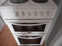 Belling double cavity solid hob cooker...working great !!