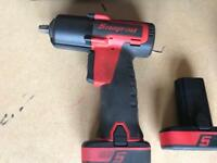 CTEU761 Snap On Impact Wrench