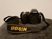 Nikon D40x Digital SLR Camera with 18-55mm & 55-200mm Lenses + LOADS OF EXTRAS