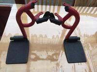 Wheel Chair Footrest