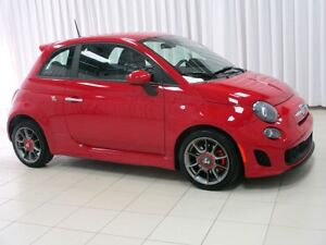 2015 Fiat 500 ABARTH COUPE 4PASS