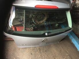 06 VW POO 1.2 TAILGATE SILVER