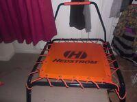 Children's trampoline lovely gift for Christmas!