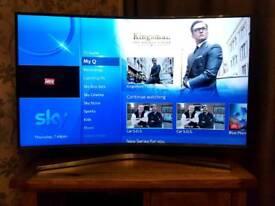 Samsung 49 inch Curved 4k UHD Smart UHD TV