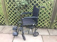 Drive lightweight Transit wheelchair