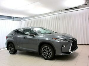 2016 Lexus RX 350 NEW INVENTORY! F-SPORT AWD SUV